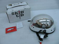 New Chrome Skid Lid Helmet XL part #U-70 #64-6624 for motorcycle riders