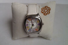 Vintage Hanora Mother of Pearl Watch with Original Display Pillow