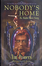 Nobody's Home by Tim Powers - Signed Limited Edition - An Anubis Gate Story