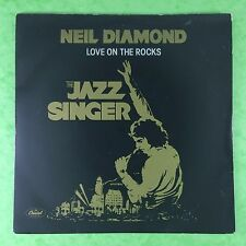 Neil Diamond - Love On The Rocks - From The Movie The Jazz Singer - CL-16173 Ex+