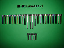 Kawasaki Z400 Z440 Twin Engine SS Stainless Allen Screw Kit *UK FREEPOST* New