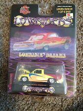 Rare NEW 1/64 RC Lowrider #11 '96 1996 Dodge Ram Pickup 1 of 9,999 Yellow