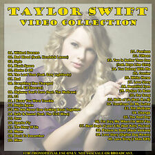 Taylor Swift Promo Video Collection DVD, Promo Videos 2015 2016 1989