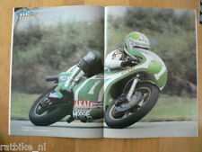 MV7916-POSTER BALLINGTON KAWASAKI,BMW R65,FANTIC TRIAL