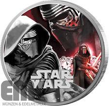 Niue Kylo Ren - Star Wars - Das Erwachen der Macht (1.) - 2 Dollar 2016
