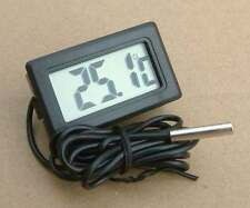 Thermometer digital LCD -40°+110°C Temperatur Anzeige Messer Termometer FOR CAR