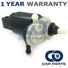 Para Opel Vectra C (2003-15) Delantero Y Trasero Doble Salida Parabrisas Washer Pump