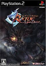 Used PS2 Rogue Hearts Dungeon SONY PLAYSTATION JAPAN IMPORT