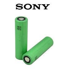 2 GENUINE SONY 18650 VTC4 HIGH DRAIN 30A Li-Ion Rechargeable Batteries 2100mAh