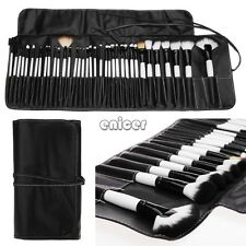 Pro 36 Pcs Brochas De Maquillaje Cosmetic Set Kit + Soft Pouch
