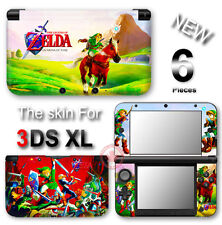 Zelda Ocarina of Time SKIN VINYL STICKER DECAL COVER for Nintendo 3DS XL