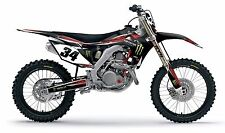 Factory Effex Monster Energy 2013 Complete Bike Graphics Kit 16-17334