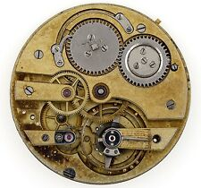 SWISS LEVER GOING BARREL POCKETWATCH MOVEMENT SPARES & REPAIRS Q114