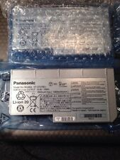 Genuine Panasonic Toughbook  Battery Pack for CF-F8 CF-F9 59wh / 10.8v / 5800mAh