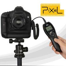 PIXEL TC-252/DC0 TIMER TIME LAPSE INTERVALLOMETRO  Remote Fuji Finepix S3 pro S5
