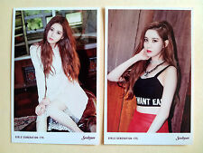 GIRLS' GENERATION SNSD TTS Holler Photo Set - Seohyun /Not Photo Card - SM