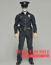 1/6 LAPD Police Uniform T1000 Terminator Set For HotToys IN STOCK ☆SHIP FROM USA