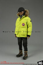 Magic Cube Toys 1/6 F-043 Man  Outfits Expedition Down Parka figure clothing