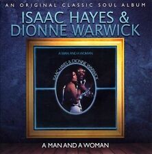 A Man and a Woman by Dionne Warwick/Isaac Hayes (CD, May-2012, Soul Music (UK...