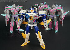 Transformers Botcon Sky byte & Sharkticon (Classic Generation Henkei Prime TFCC)