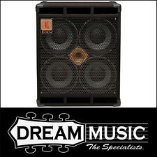 DAVID EDEN D410XLT4 700w 410 Bass Speaker cabinet 4 Ohms RRP$1999