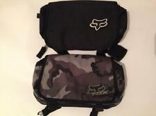Fox Racing Deluxe ToolPack BLACK Pouch Offroad Enduro Bag Toolbag
