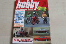 163818) Puch Monza 6 SL vs KTM Comet GP 50 RS - Hobby 25/1976