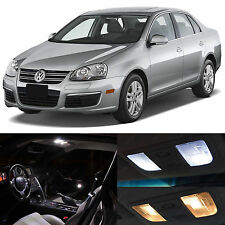 12x White Interior LED Lights Package Kit for 2005-2010 Volkswagen Jetta MK5 VW