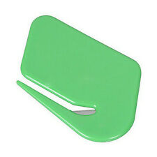 HOT 1psc Mail Envelope Opener Office Equipment Safety Paper Guarded Cutter Blade