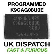 K9GAG08U0E SAMSUNG k9gago8uoe NAND UE32 UE37 UE40 UE46 D5500 D5700 TESTED
