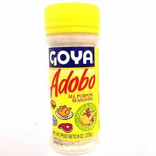 GOYA ADOBO ALL PURPOSE SEASONING  LEMON & PEPPER LIMON Y PIMIENTA  8 OZ