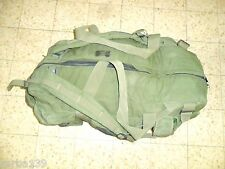 Zahal Idf Sayeret Carry All Duffle Bag Israel Field Combat Canvas Backpack