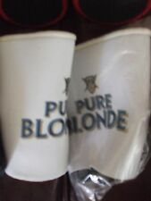 pure blonde can cooler has base - x2
