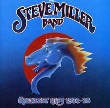 Greatest Hits 1974-78 - Steve Band Miller (1987, CD NEUF)
