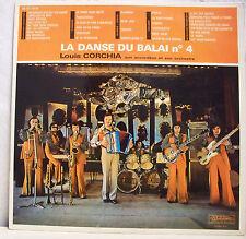 """33 tours LOUIS CORCHIA Disque LP 12"""" LA DANSE DU BALAI N°4 Musette MUSIDISC 1216"""