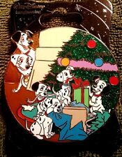NEW DISNEY WDI CAST MEMBER 2016 CHRISTMAS 101 DALMATIANS HOLIDAY LE 250 PIN