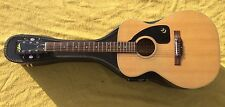 Vintage Aria Made in Japan 793 Acoustic Guitar With Case