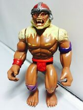 Vintage Thundercats Monkian Figure with Helmet 1986 LJN