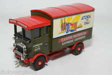 CORGI TOYS AEC 508 FORWARD CONTROL 5 TON CABOVER VAN PATERSON N MINT CONDITION