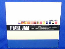 PEARL JAM LAST KISS – AUSTRALIAN DIGIPAK CD SINGLE