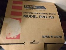 Brother PPD110 Patterning Device