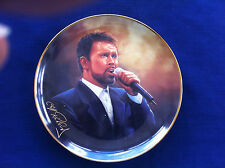 """Danbury Mint Cliff Richard Forty Glorious Years """" Another Album Another.."""" plate"""