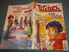 WITCH***COMIC***HEFT***NR.12/2001 + SPIELZEUG + POSTER***!!!***