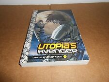 Utopia's Avenger Volume 1 Manhwa Manga Graphic Novel Book in English