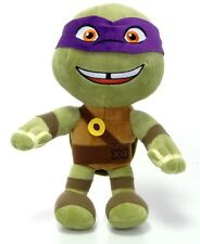 "OFFICIAL NEW 12"" TEENAGE MUTANT NINJA TURTLES DONATELLO PLUSH SOFT TOY"