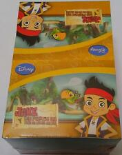 NEW Disney Jake and the Neverland Pirates Chocolate Egg Toy Surprise Box of 6
