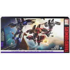 Transformers Platinum Edition Seeker Squadron G1 Reissue Ramjet Thrust Dirge