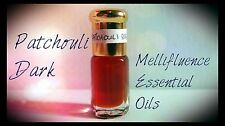 Organic Patchouli (Dark) Essential Oil - Pure Natural Perfume Ingredients - 3ml