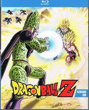 Dragon Ball Z Season Six: Episodes 166-194 (BD, 2014, 4-Disc Set)