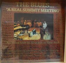 "Various ‎– The Blues... ""A Real Summit Meeting -  DLP OVP - B.B. King. M. Waters"